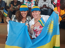 Rwandan Football Match Heros
