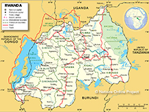 Mapping Rwanda