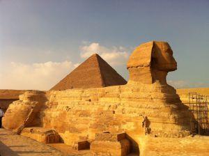 Egypt Sypinx