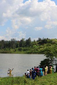 Kigali Rwanda Baptism