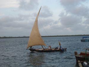 Lamu Kenya Dhow