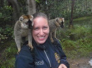 Madagascar Lemur Friends