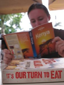 Nairobi Kenya Its our Turn to Eat