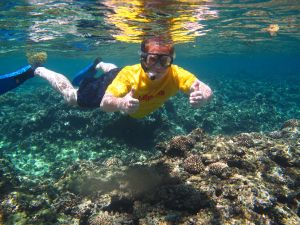 Seychelles La Digue Snorkelling 3