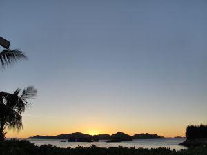 Seychelles La Digue Sunset