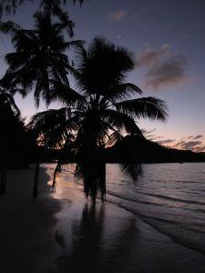 Seychelles Praslin Sunset 2