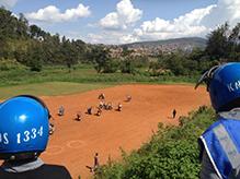 Surrounding Kigali