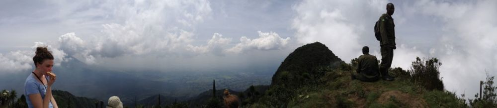 Uganda Sabiniyo Peak