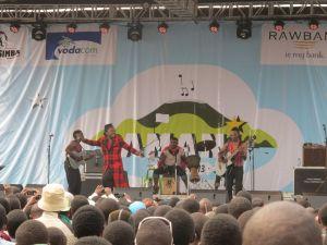 Mani Martin Amani Festival Goma Democratic Republic of Congo