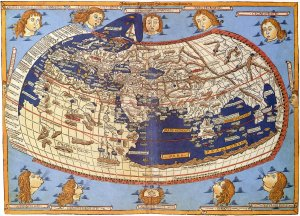 The World Known to Claudius Ptolemy - AD 150 - (18MB)