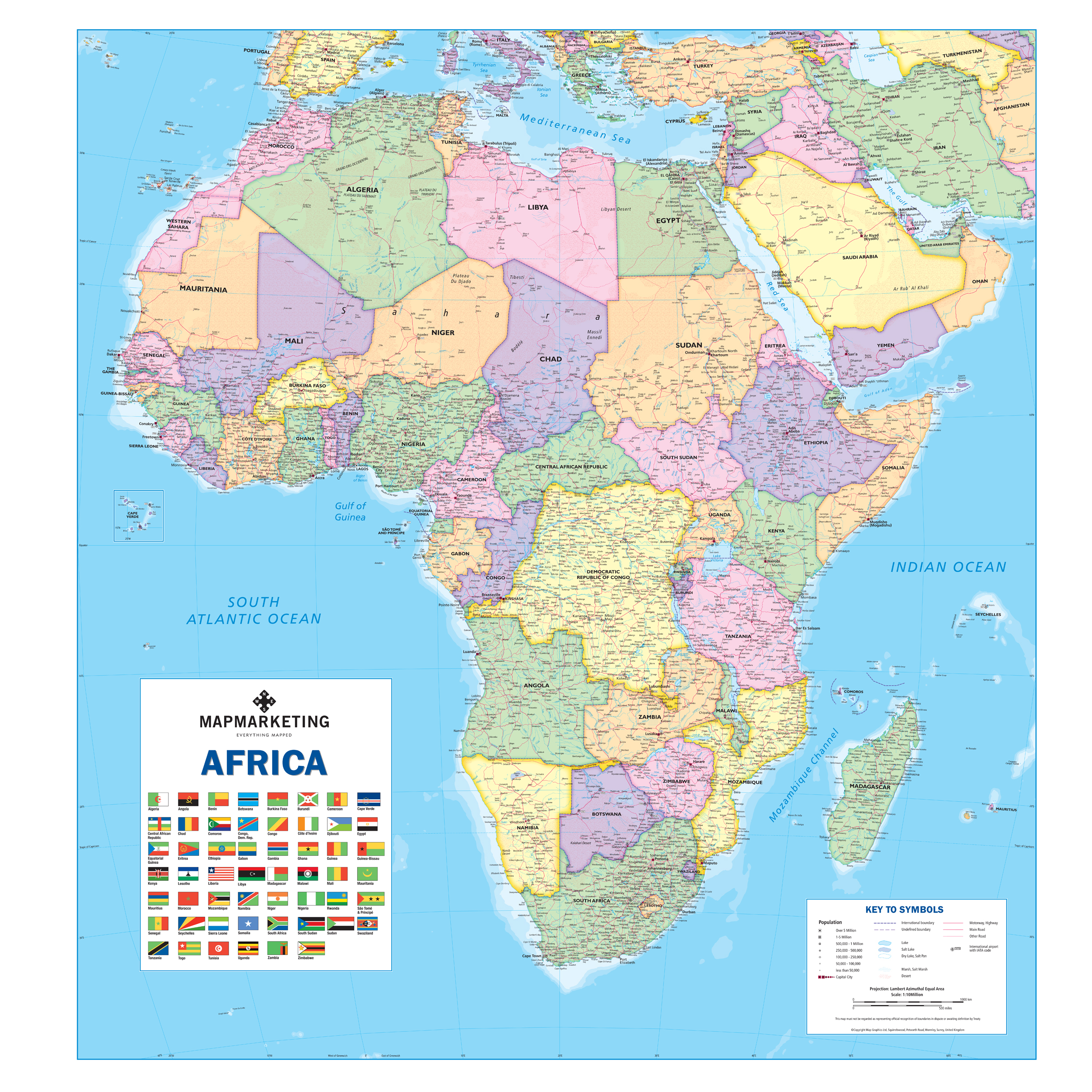 Map Of Africa Today.Mapping Africa Expat East Africa