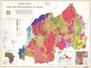 Rwandan Geology Map (8MB)