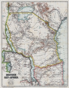 German East Africa - 1892 - (10MB)