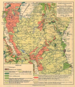 German East African Vegetation - (2MB)
