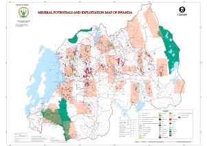 Rwanda Mineral Potential (6MB)