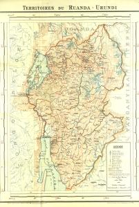 Ruanda and Urundi - 1938 - (6MB)
