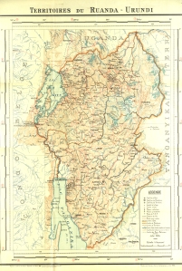 Ruanda and Urundi - 1938 - (6MB)