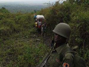 DRC Nyiragongo Trek