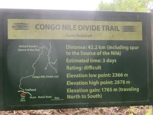 Nyungwe - Congo Nile Trek Information